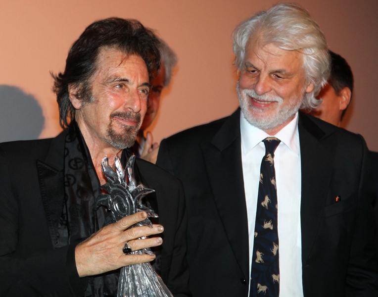 Al Pacino Michele Placido 2bis