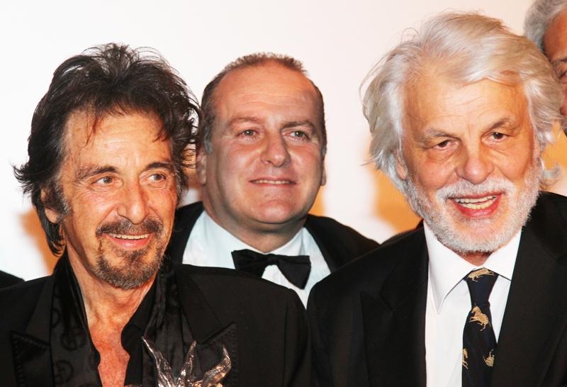 Al Pacino Pascal Vicedomini Michele Placido 1bis