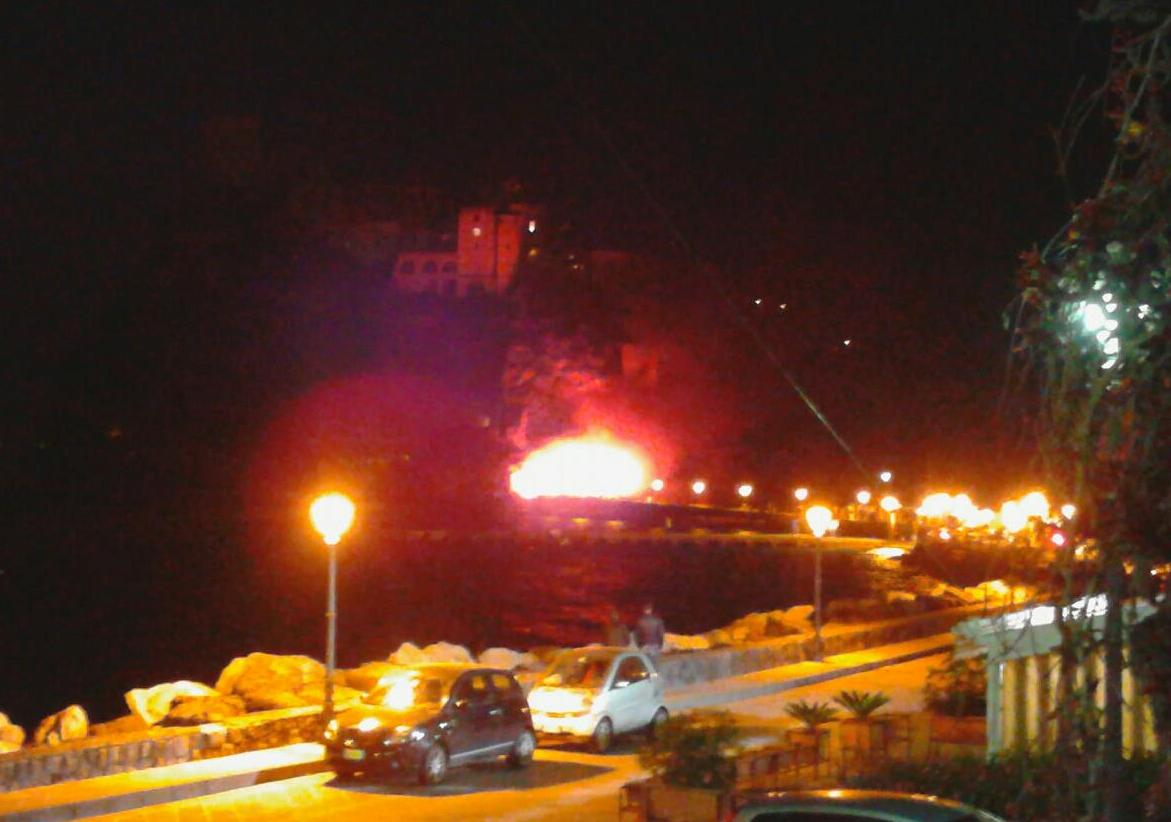 Castello Incendio 2