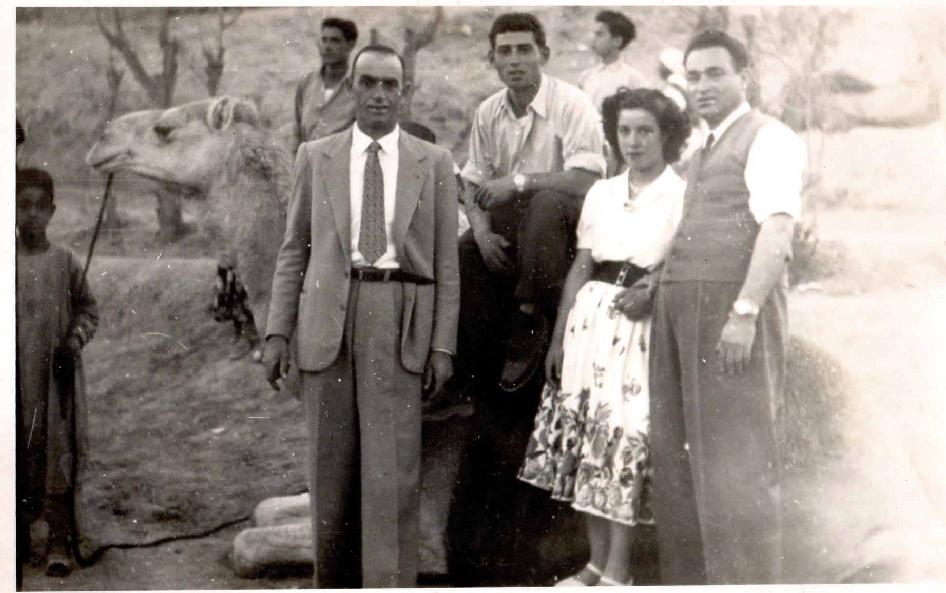 Italiani in Algeri