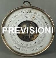 previsioni